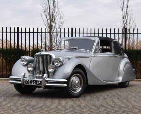 001 Jaguar Mk V