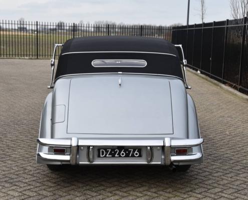 010 Jaguar Mk V