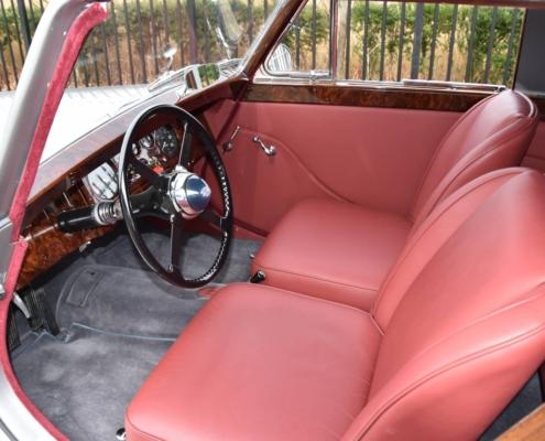 017 Jaguar Mk V