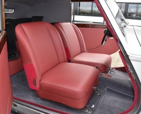 018 Jaguar Mk V
