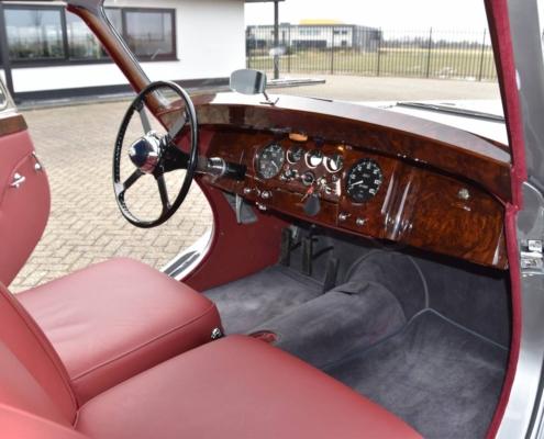 019 Jaguar Mk V