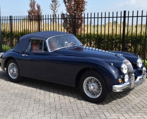 Img064jaguar Xk150 Dhc 1959