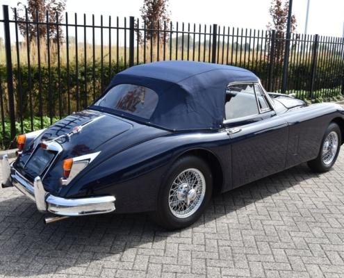 Img065jaguar Xk150 Dhc 1959