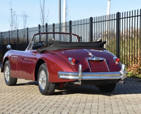 Img009jaguarxk 150 S Dhc 1959