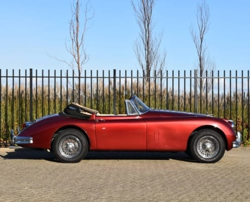 Img025jaguarxk 150 S Dhc 1959