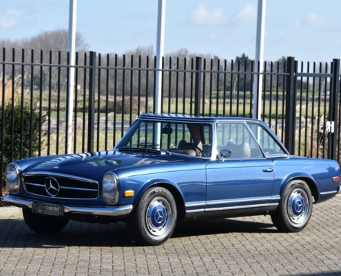Img060mercedes 280sl Pagode