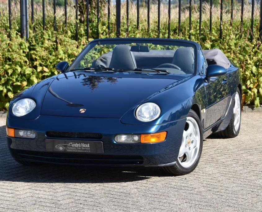 Img004 Porsche 968 Cabriolet