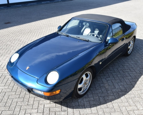 Img059 Porsche 968 Cabriolet