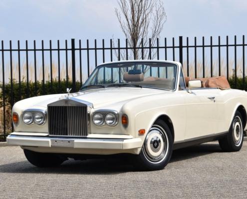 Img013rolls Royce Corniche Cabriolet