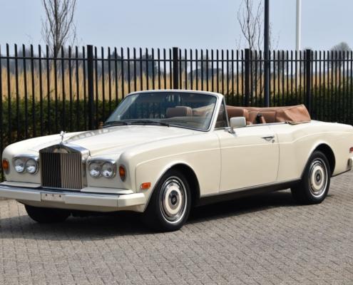 Img019rolls Royce Corniche Cabriolet