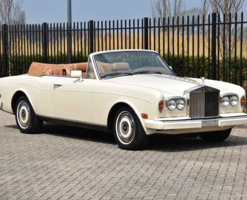 Img059rolls Royce Corniche Cabriolet